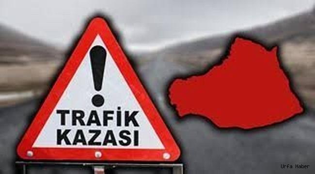 Urfa'da kaza: 8 yaralı