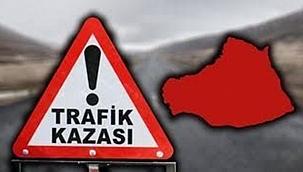 Haliliye'de kaza: Çok sayıda yaralı var