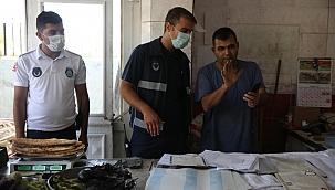 Haliliye'de Zabıtadan Fırın Denetimi