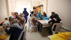 Kadınlar, Haliliye Belediyesi İle Meslek Sahibi Oluyor
