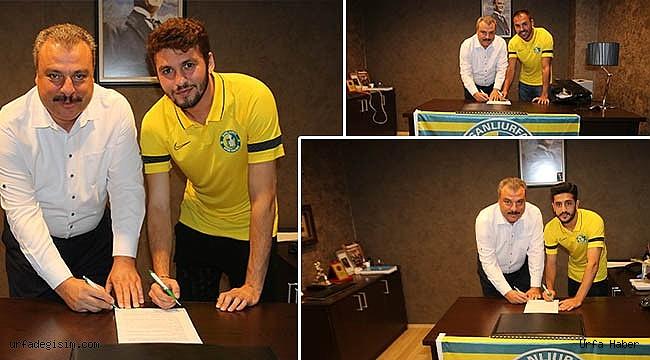 Şanlıurfaspor yeni transferlerini duyurdu