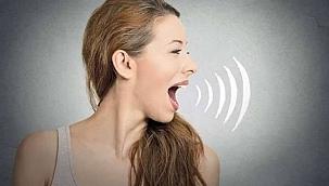 Ses problemi olanlar bu haberi mutlaka okumalı
