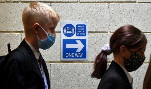 Maske Kullanmak Çocuklara Zararlı mı?
